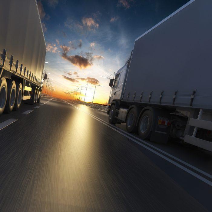 compra de caminhões