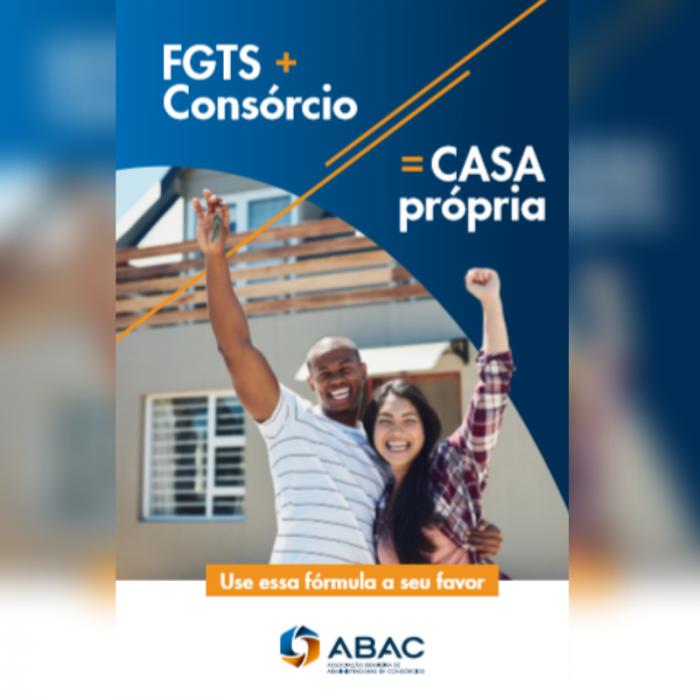fgts + consórcio