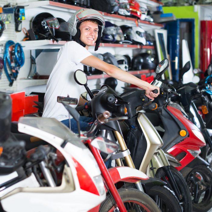 consórcio para compra de motocicletas