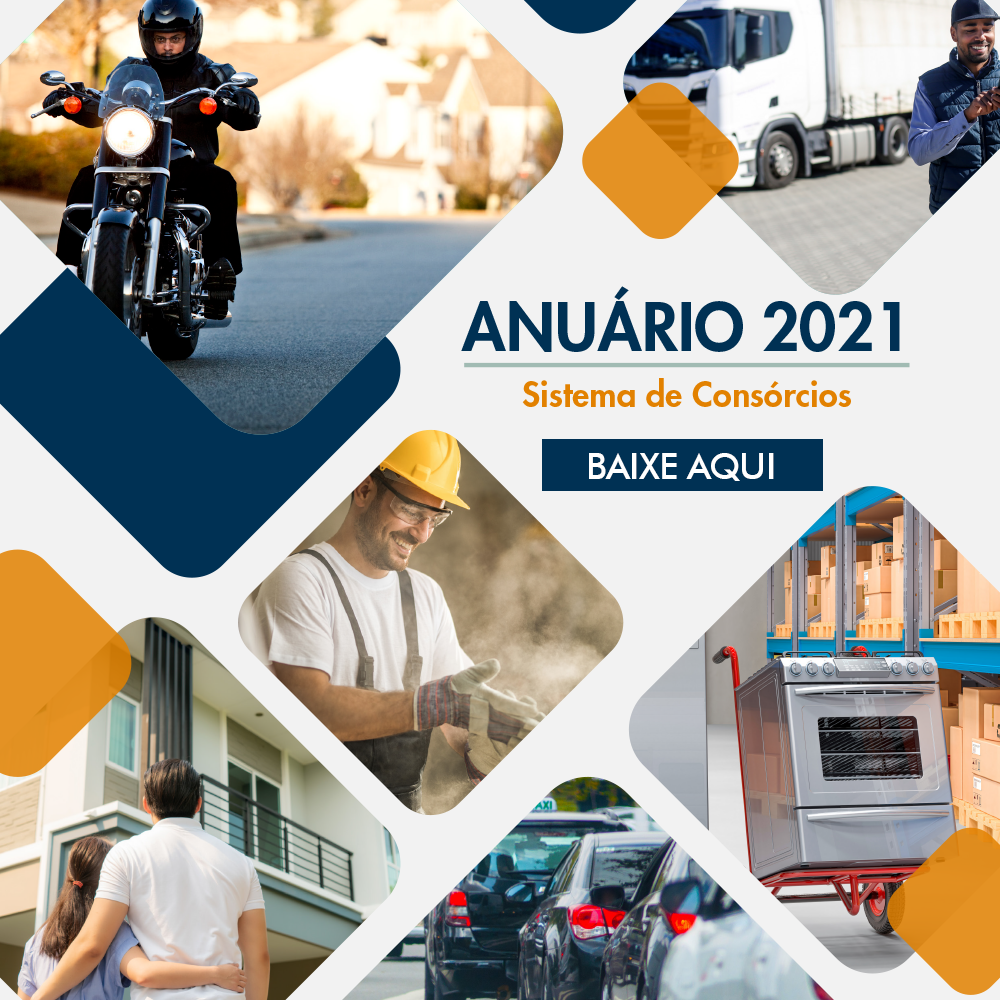 ANUÁRIO 2021 DO SISTEMA DE CONSÓRCIOS